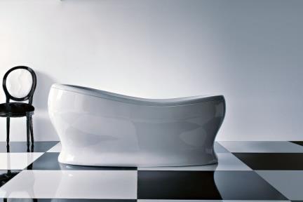 אמבטיה מפייברגלס BT1031. אמבטיה פיברגלס לבנה.