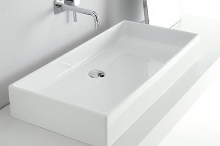 כיור מונח לחדר אמבטיה B800. כיור מונח  גודל: 80*38