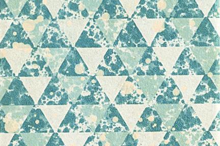 אריחי וינטג' לחיפוי קיר מסדרת Mix Stone C922. גודל:20*20  דקור משולשים