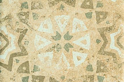 אריחי ריצוף וינטג' סדרת Mix Stone C920. גודל: 20*20  דקור כוכבים