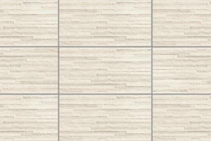 אריח לחיפוי קיר  דמוי אבן 1003007. דמוי לבנים קרם-אפרפר.  גדול: 60*30.