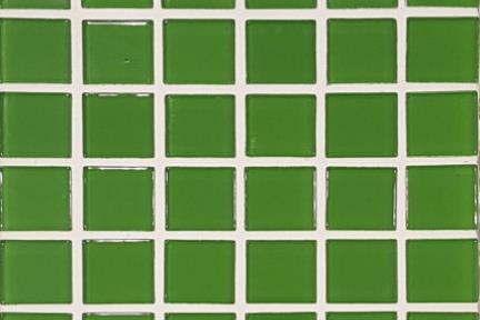 אריחי פסיפס לחיפוי קיר מזכוכית GL20. פסיפס זכוכית-ירוק זוהר.גודל: 30*30.