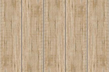 אריחי ריצוף  דמוי עץ 1001439. פורצלן עץ בז-חום נגד החלקה R10.  גודל: 23*120