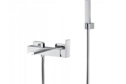 דגם  67526D. טלפון לאמבטיה מרובע.