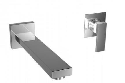 דגם 67538-22. אינטרפוץ 3 דרך + פיה 22 מרובעים.