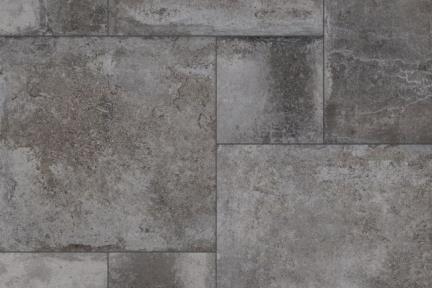 אריחים לריצוף חוץ פורצלן דמוי אבן 1011607. פורצלן דמוי אבן רב גודל. נגד החלקה R10 צבע: אפור כהה.  גדלים: 25*25, 25*50, 50*50