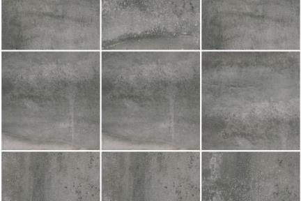 אריחי ריצוף  גרניט פורצלן דמוי אבן 1994. קרמיקה דמוי אבן אפור כהה.  נגד החלקה R10.  גודל: 31.6*31.6
