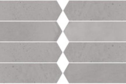 אריחי ריצוף  פורצלן דמוי בטון 1012374. פורצלן משושה בטון  גודל: 20*23  נגד החלקה R10