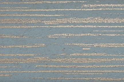 אריח לחיפוי קיר  דמוי אבן 1012482. קרמיקה דמוי אבן כחולה עם פסים מטאליים.  גודל: 35*90