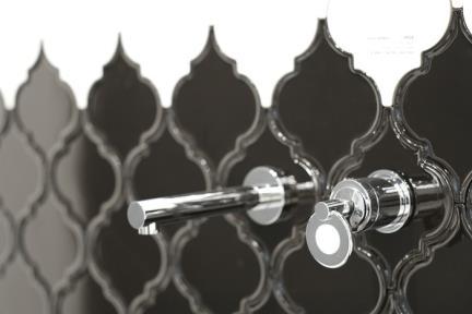 קיר שחור לבן וברז BONGIO. קורס צילום אדריכלות בהנחיית סוזי לוינסון  הדגמים בחדר זה:  קיר לבן דגם 1003223  קיר שחור דגם  1003225  אינטרפוץ דגם 35524 BONGIO-ITALY  פיה דגם 986S-16