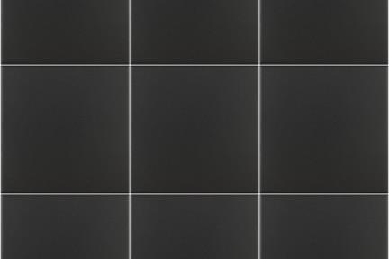 אריחי ריצוף  מסדרת Colour 1002049. פורצלן שחור מט.  גודל: 15*15  מתאים לקיר ולריצפה.