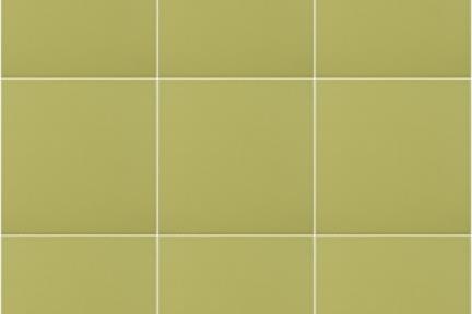 דגגם 1002161. פורצלן ירוק זוהר.  גודל: 15*15  מתאים לקיר ולריצפה