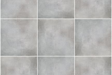 אריחי ריצוף  פורצלן דמוי בטון 1001342. דמוי אבן אפור מט  גודל: 120*120