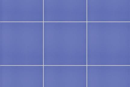 אריחי ריצוף  מסדרת Colour 2631-1. קרמיקה כחולה  גודל: 20*20