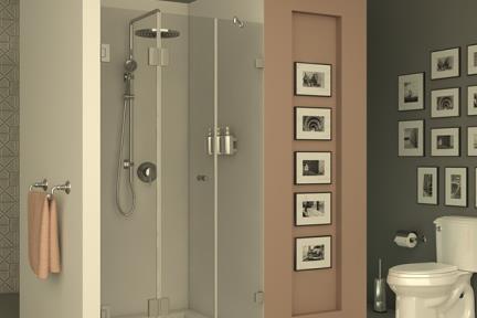 מקלחון חזיתי M502. מקלחון חזית