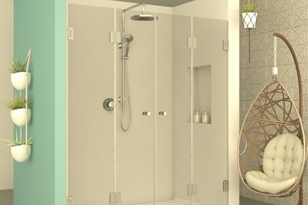 מקלחון חזיתי M503. מקלחון חזית