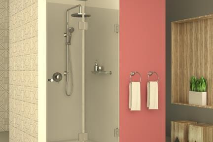 מקלחון חזיתי M504. מקלחון חזית