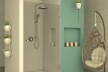 מקלחון חזיתי M507. מקלחון חזית