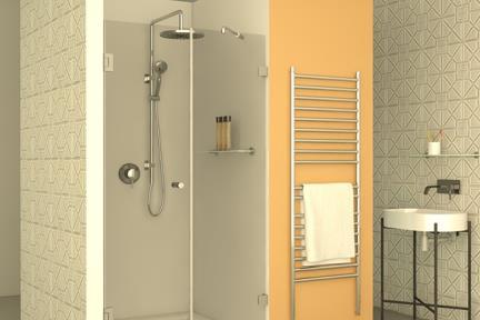 מקלחון חזיתי M508. מקלחון חזית