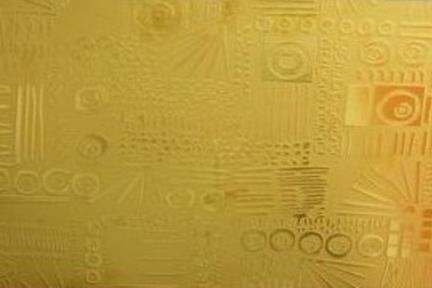 קרמיקה צבע זהב. מידה : 30X60  קרמיקה מזוגגת בדקורציה מוזהבת